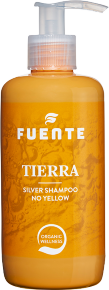 Tierra Silver Shampoo No Yellow